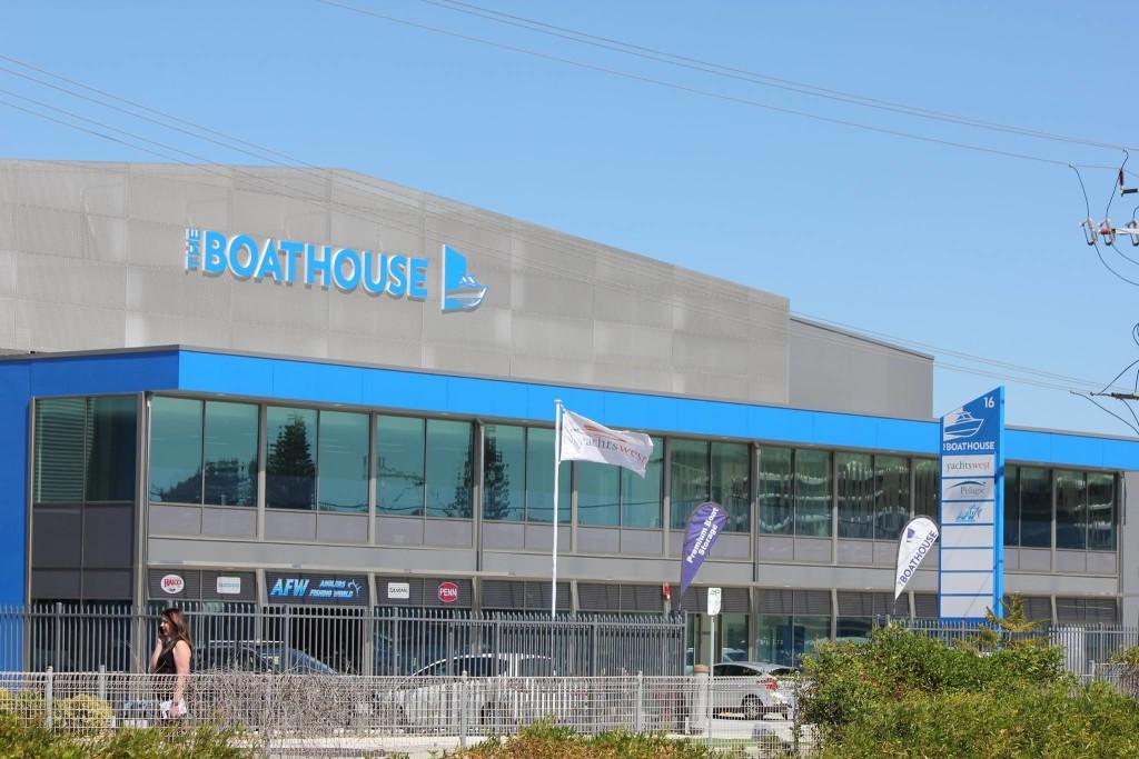 Commercial Signage - Boathouse Marina-5