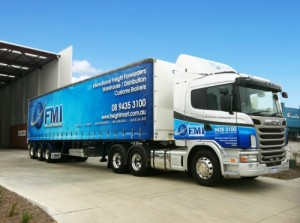Freight Mart International Truck