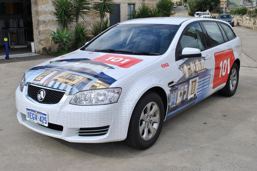 Car Vehicle Signs And Signage Perth