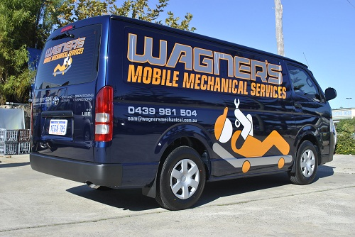 4bb08e3040 Van   Truck Wrap Gallery - Go Graphics